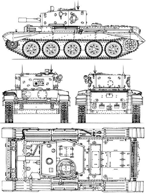 A27L Centaur Mk.IVD CS