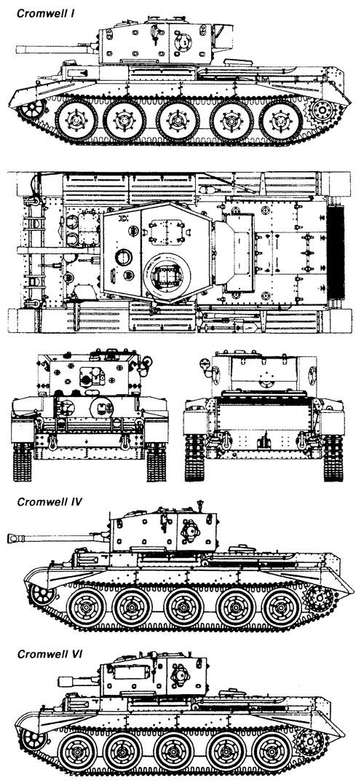 A27M Cromwell