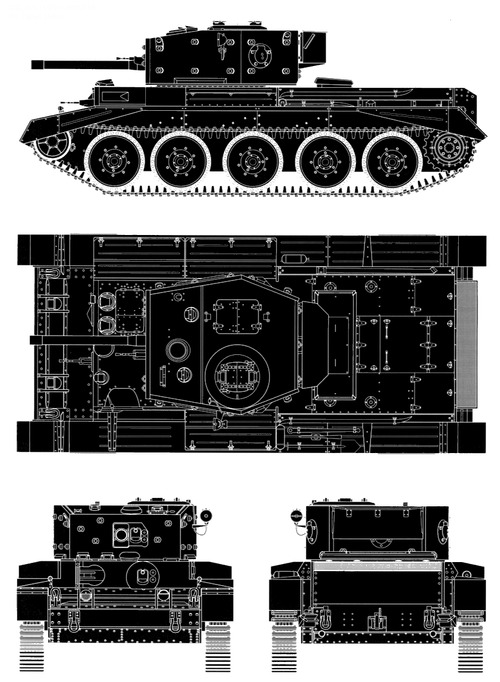 A27M Cromwell Mk.I