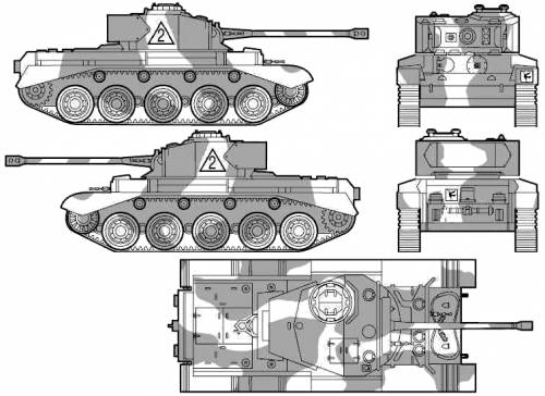 A-34 Comet Mk.I