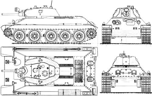 A-34 M1940