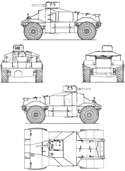 AEC Armoured Car Basilisk Flamethrower