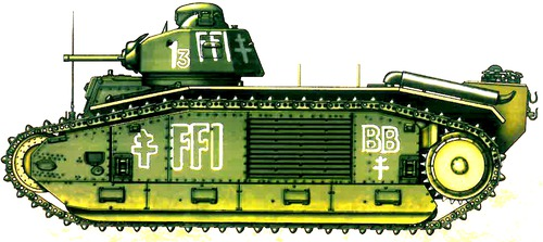 B1 Char