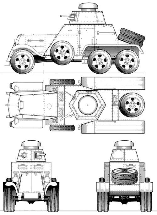 BA-27M M1931