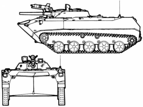 BMD-1 Airborne IFV