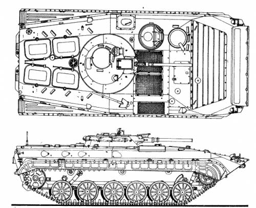 BMP-1 early variant