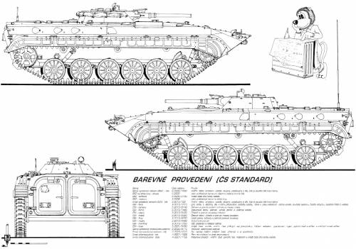 BMP-1 early version