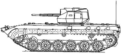BMP-1 Kliwer