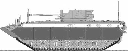 BMP-1 WZM