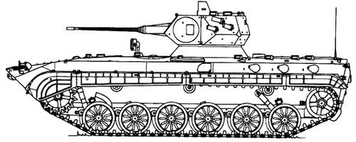 BMP-1PD