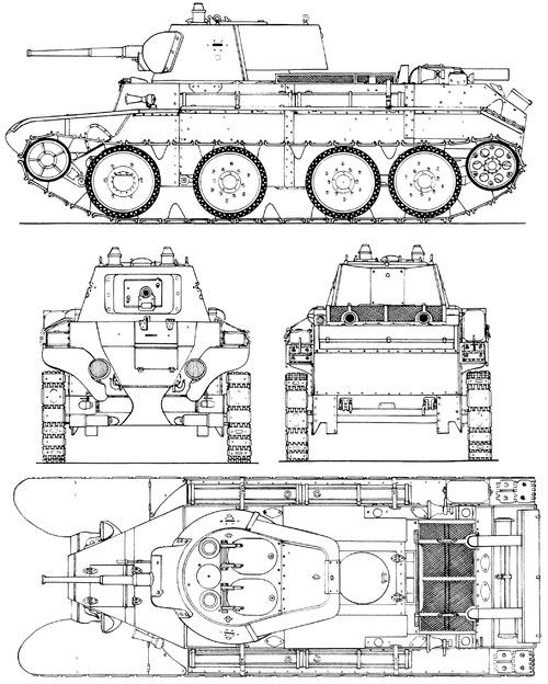 BT-7 M1937