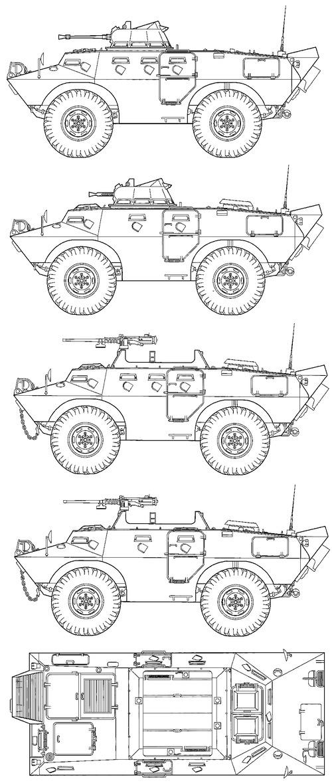 Cadillac-Gage V-100 Commando