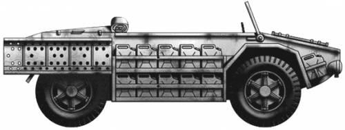 Camionetta AS42 Sahariana