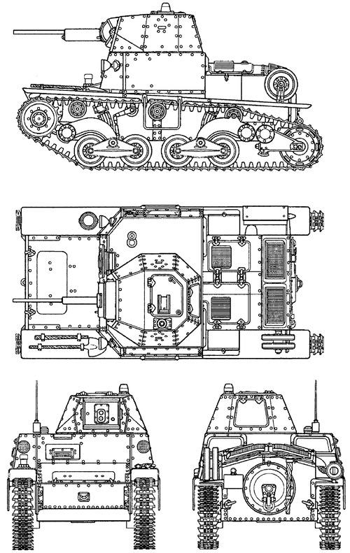 Carro Armato L640