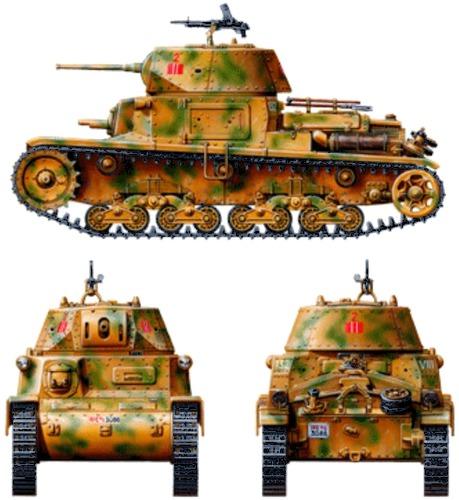 Carro Armato M13-40