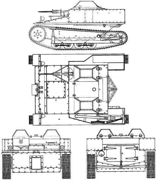 Carro Veloce CV-29