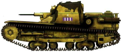 Carro Veloce CV-33
