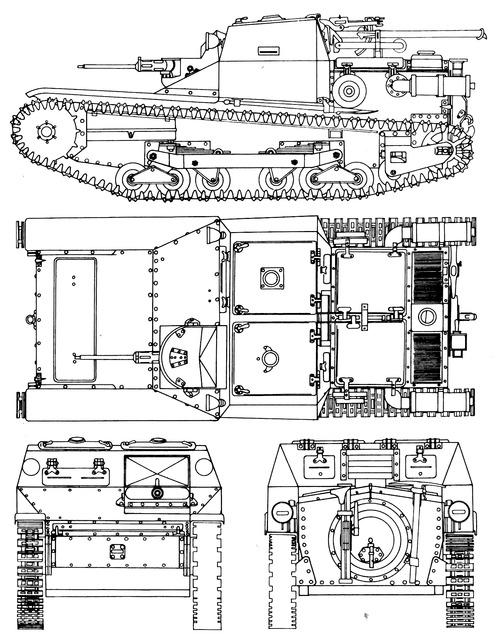 Carro Veloce CV-33 I L3-33