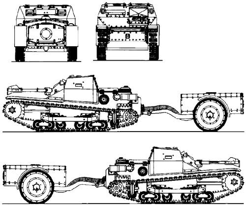 Carro Veloce CV-33 II