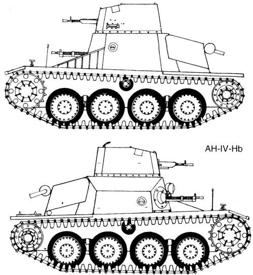 CKD AH-IV-Hb