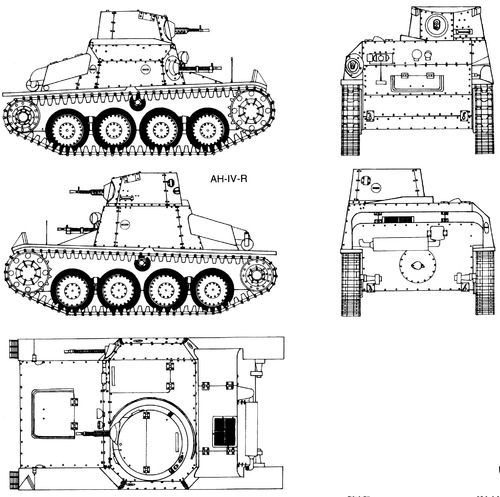 CKD AH-IV-R