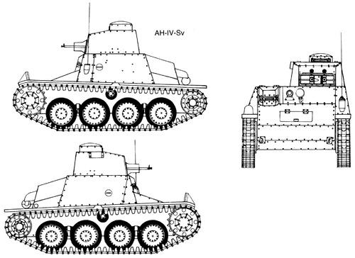 CKD AH-IV-Sv