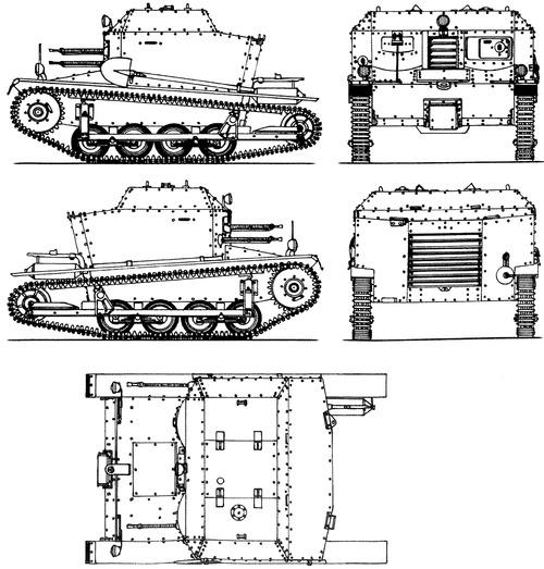 CKD Tancik P1 Vz.33