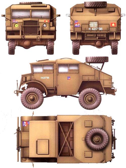 CMP CGT Field Artillery Tractor Cab No.13