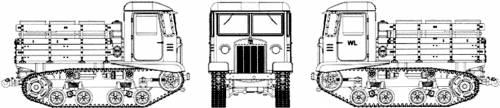 CT3 601 Artillerieschlepper