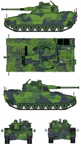 CV90-40 IFV
