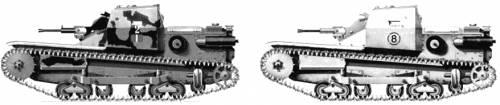 CV-33 Light Tank