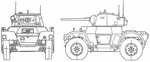 Daimler Scout Mk. I