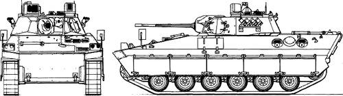 Dardo VCC-80 IFV