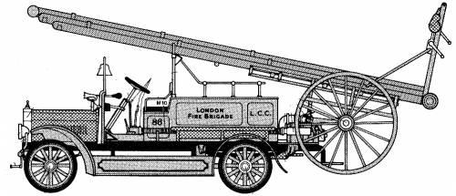 Dennis Fire Engine (1914)