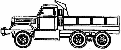 Diamond T 972