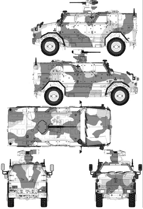 Dingo 2 GE A3.3 PatSi ATF