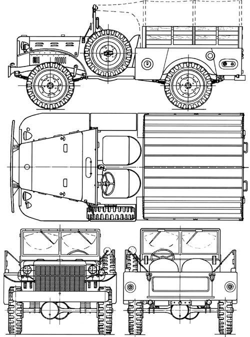 Dodge WC-51 0.75 ton 4x4
