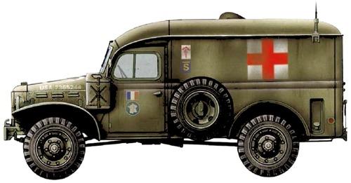 Dodge WC-54 (1944)