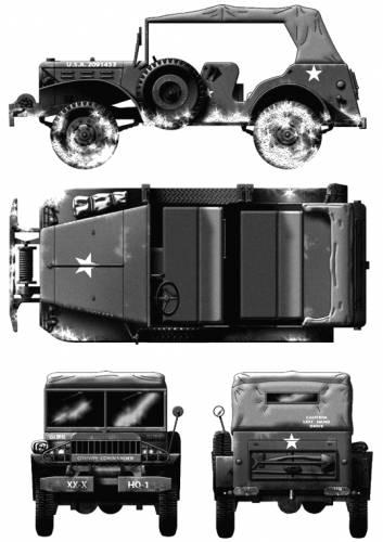 Dodge WC-56 Command Car