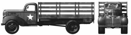 Dodge WF-32 4x2 1.5ton Truck