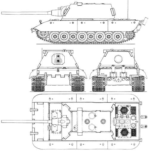 E-100 1944