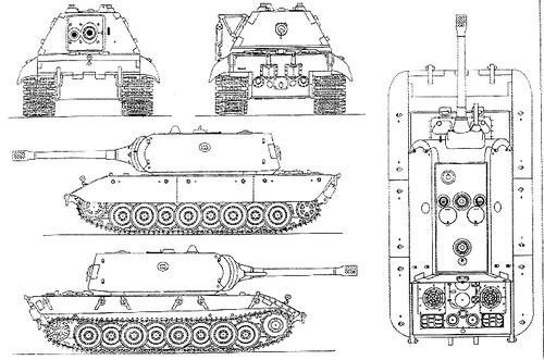 E-100 Gerat 383