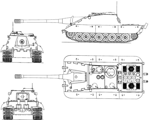E-100 Jagdpanzer