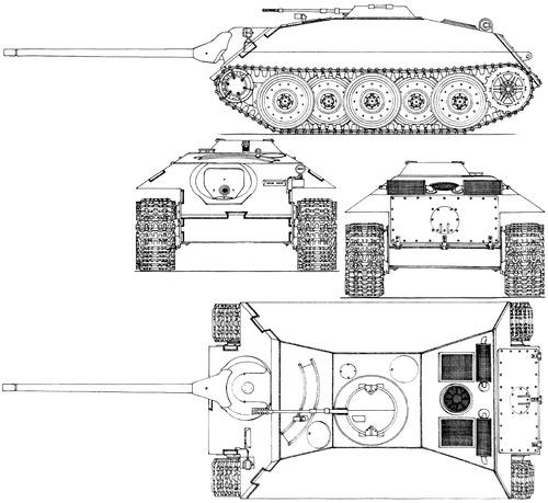 E-25 Jagdpanzer (Entwicklung -25)