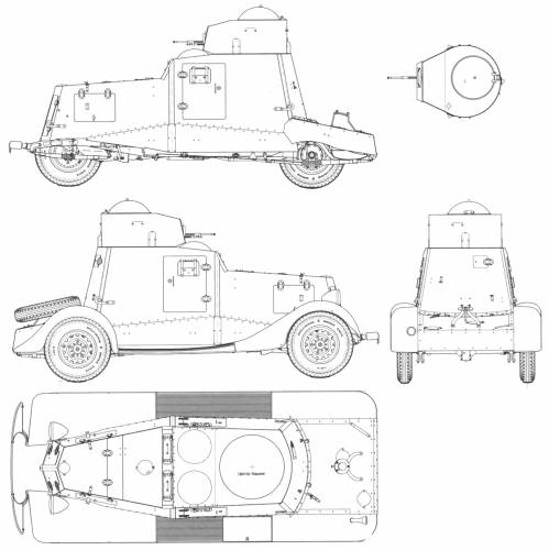 FAI-M Armored Car