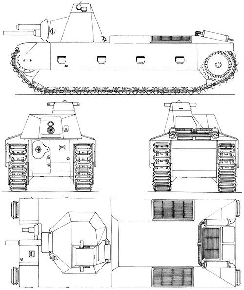 FCM F4 1937