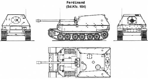 Ferdinand (Sd.Kfz. 184)
