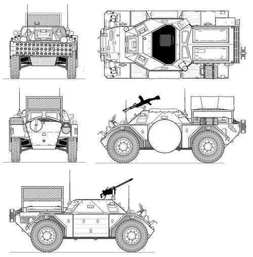 Ferret Mk 11