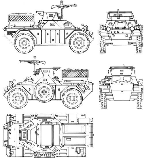 Ferret Mk 1-2 LRV