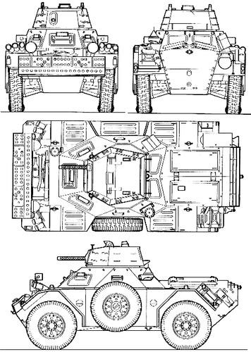 Ferret Mk 2